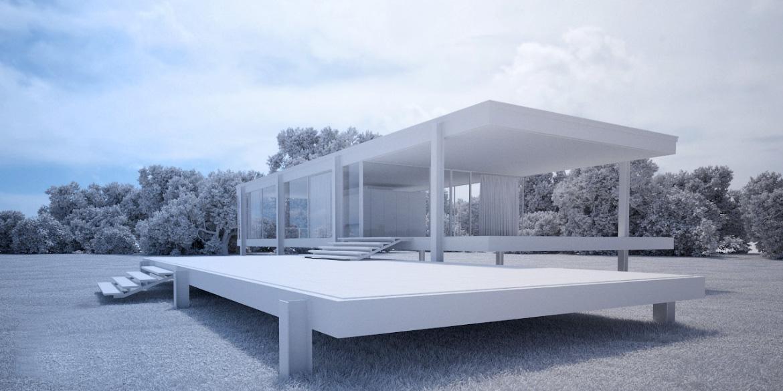 3D здание