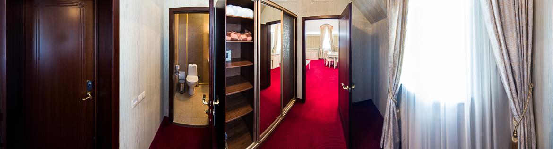 Панорама гостиниц и отелей