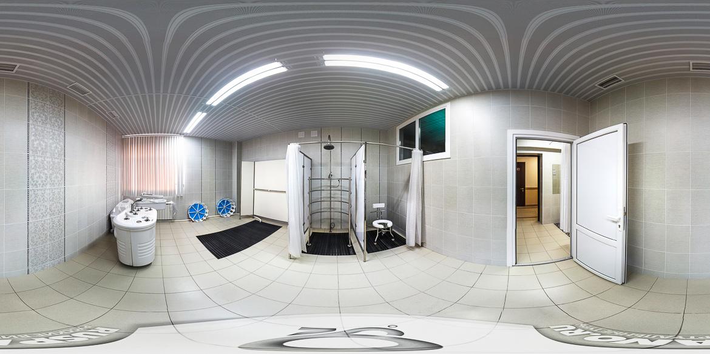 Виртуальный тур по санаторию