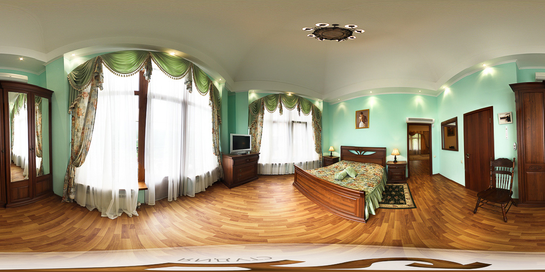 Панорама номера гостевого дома Княжна Мери