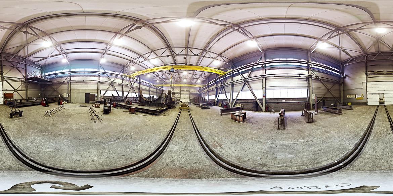 3Д тур по сборочному цеху завода Хозстройинструмент