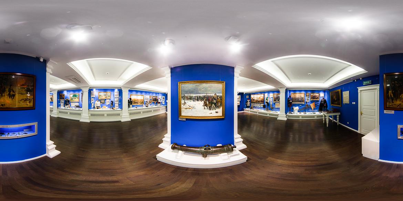3Д тур по музею 1812 года