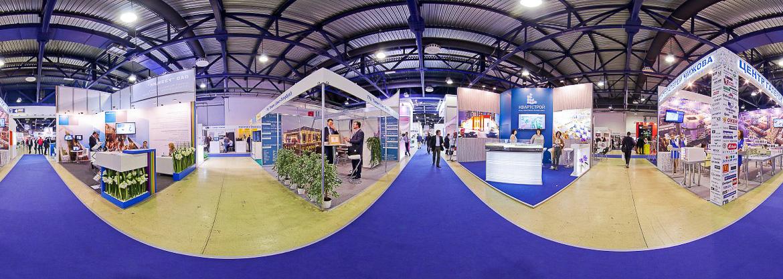 Виртуальное путешествие по выставке REX 2013