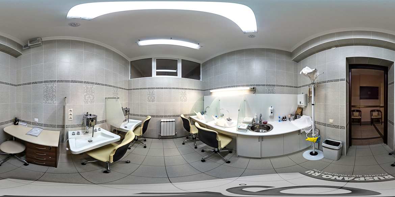 Лечебный кабинет санатория Плаза