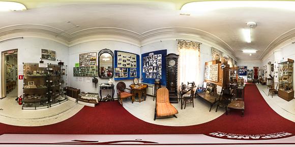Витртуальный тур по краеведческому музею г. Железноводска