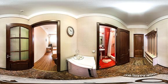 Панорама отеля