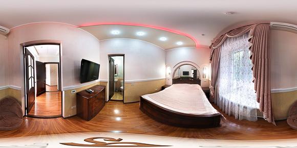 Виртуальный тур по гостинице