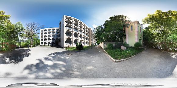 Панорама санатория 30 лет победы