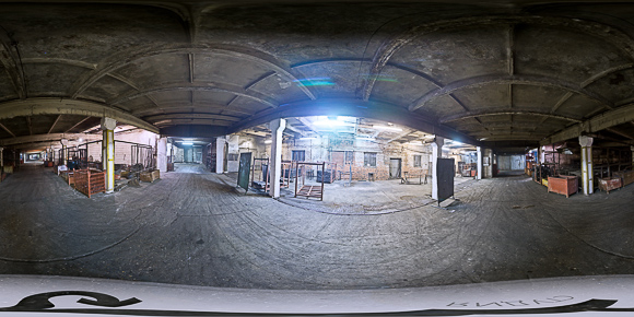 Фото страшного завода