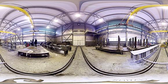 Панорама завода ХСИ