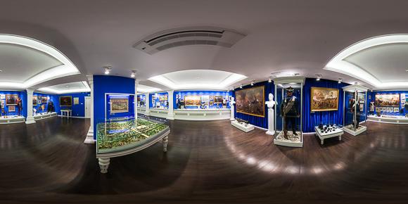Панорама музея 1812 года
