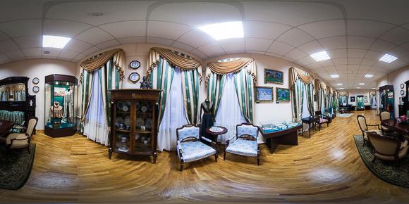 Виртуальный тур по экспозиции музея 1812 года