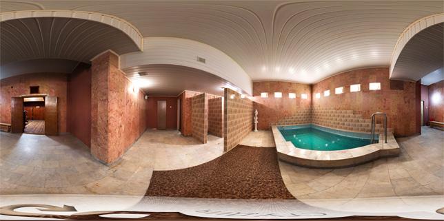 Виртуальные туры по гостиницам и санаторям