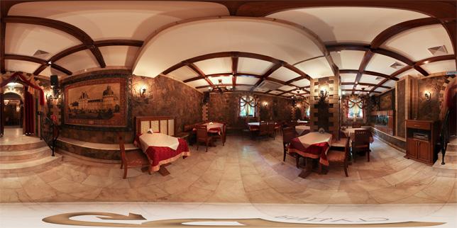 Виртуальные туры по Кафе, барам и ресторанам