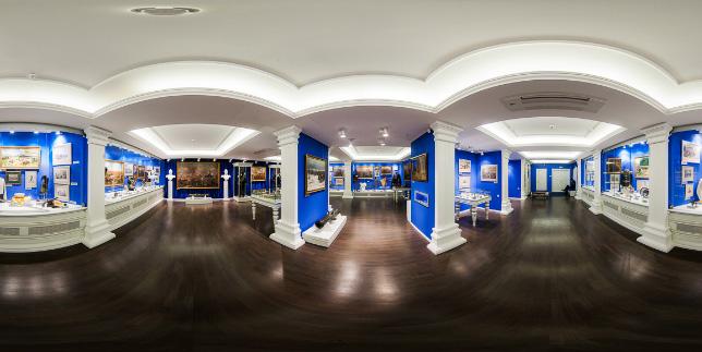 Виртуальные туры по музеям и храмам