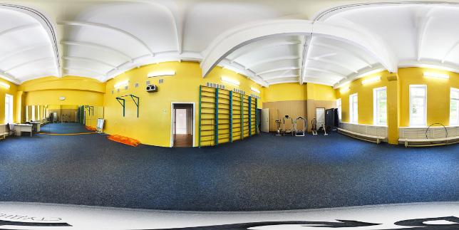 Виртуальные туры по фитнесцентрам